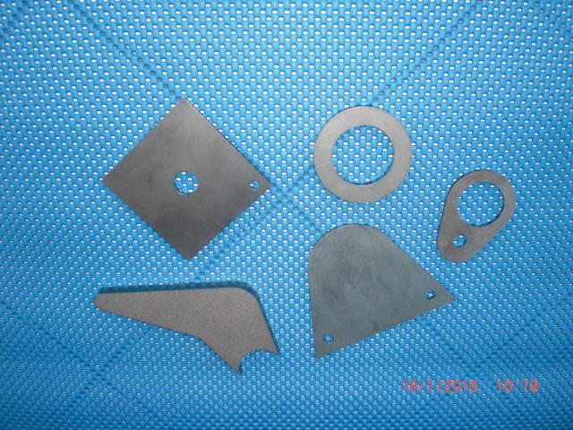 Laserzuschnitte aus Stahl
